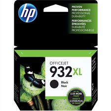 HP 932XL High Yield Black Original Ink Cartridge, CN053AN#140