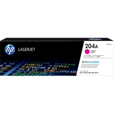 HP 204A Magenta Original LaserJet Toner Cartridge (CF513A)