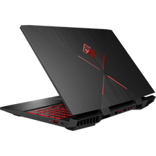 "HP OMEN 15 DC0005ne - 8th Gen Ci7, 16GB, 1TB HDD + 256GB SSD,  4GB GTX 1050Ti GC, 15.6"" 4K UHD IPS, Win 10"