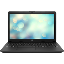 HP 15-DA1016NY - 8th Gen Ci5 8265U, 4GB DDR4, 1TB HDD, NVIDIA GeForce MX110 2GB GC, Jet Black