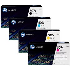 HP 507A, Original Toner Cartridge Set