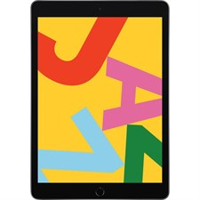 "Apple iPad 7 10.2"" (2019) - 128GB - Wi-Fi Only - Space Gray (MW772LL/A) - Gold (MW792LL/A)"