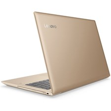 "Lenovo IdeaPad 520 Laptop, 8th Ci7 8GB 1TB 4GB GC 15.6"" FHD Champagne Gold, 1-Year Local Warranty"