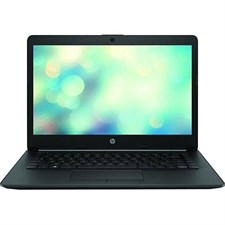 "HP 15-DA0748NIA Notebook - 7th Gen Ci3, 4GB, 1TB HDD, 15.6"" HD, Jet Black"