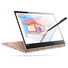 "Lenovo Yoga 920 x360 14 - 2 in 1 Convertible Laptop - 8th Gen Ci7 8GB 512GB SSD 13.9"" FHD IPS Touchscreen W10"