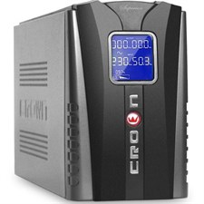 Crown CMUS-1500L 1500VA UPS With LCD Display