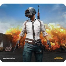 SteelSeries QCK+ PUBG Edition Gaming Mouse Pad 63807