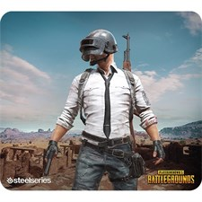 SteelSeries QCK+ PUBG Miramar Edition Gaming Mouse Pad - 63808