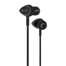 Space Pebble XS-Bass Earphones