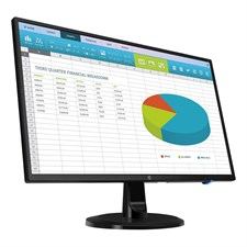 HP N246v 23.8-inch FHD IPS Monitor