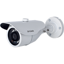 D-Link DCS-F1711 - 1MP Fixed Bullet HD Analog Camera