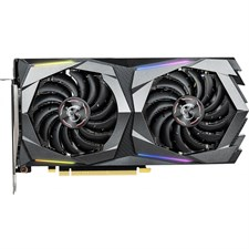 MSI Geforce GTX 1660 Gaming X 6G Video Graphics Card 912-V379-017 6GB GDDR5 RGB