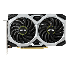 MSI Geforce GTX 1660 Ventus XS 6G OC Graphics Card 912-V379-013