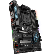 MSI X370 GAMING PRO CARBON AM4 AMD X370 ATX Motherboard