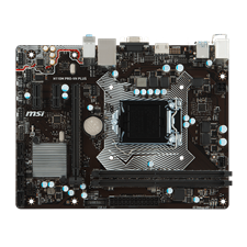 MSI H110M PRO-VH PLUS Intel H110 Motherboard