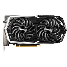 MSI Geforce GTX 1660 Armor 6G OC Video Graphics Card 6GB GDDR5