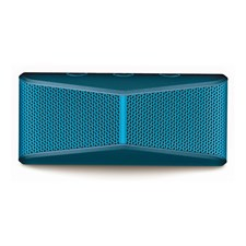 Logitech X300 Mobile Wireless Bluetooth Stereo Speaker - Blue: 984-000427