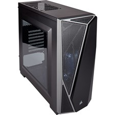 Corsair Carbide Series® SPEC-04 Mid-Tower Gaming Case — Black/Grey (CC-9011109-WW)