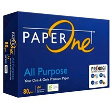 PaperOne Copier High Speed Premium Copy Paper Ream - 80g/m²