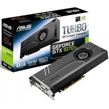 Asus TURBO-GTX1070TI-8G Turbo GeForce GTX 1070 TI 8GB Graphics Card