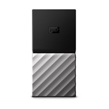 WD My Passport Portable SSD - 256GB