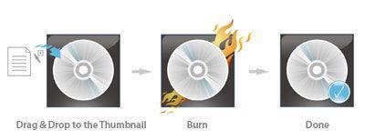 Drag-and-Burn
