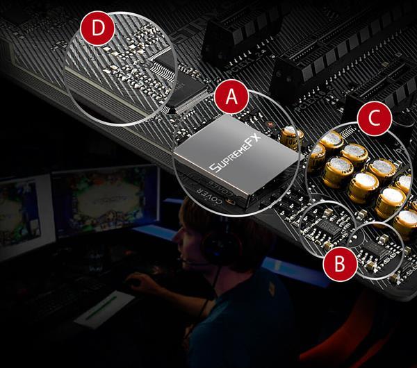 Asus ROG STRIX H270F GAMING Intel® Socket 1151 Motherboard
