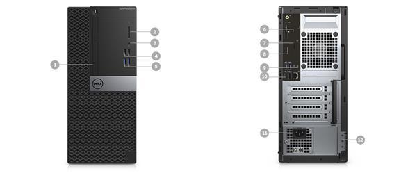 optiplex 3040 desktop - OptiPlex 3040 Series Mini Tower
