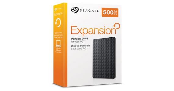 What's In the Box? Expansion Portable hard drive ...