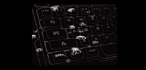 A4tech Bloody B820r Light Strike Rgb Animation Gaming Keyboard
