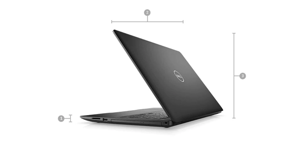 Dell Inspiron 15 3580 Laptop Price in Pakistan, Core i7