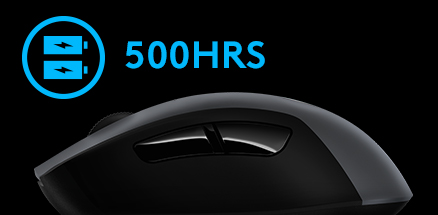 Mouse - Logitech G603 LIGHTSPEED Wireless Gaming Mouse, 910