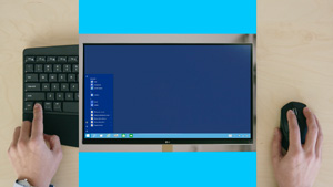 Keyboard - Logitech MK850 Performance Wireless Keyboard and