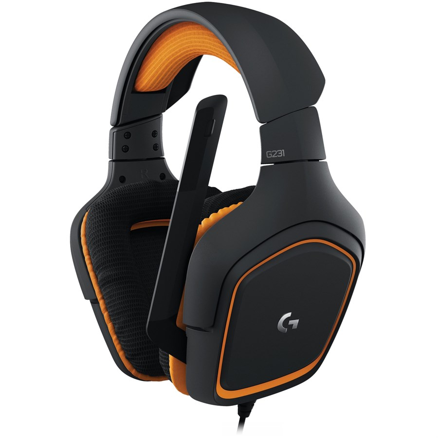 Logitech G430 Surround Sound Gaming Headset with Dolby 7 1