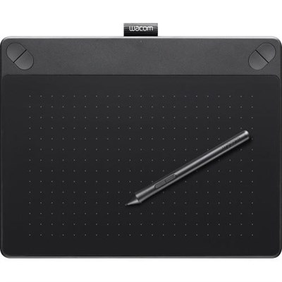 Graphic Tablets - Wacom INTUOS ART Small CTH-490/K0-CX Creative Pen & Touch  Tablet (Black) in Pakistan for Rs.19500.00   Computer Zone