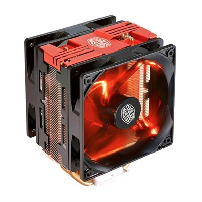 Cooler Master Hyper 212 CPU Air Cooler Price in Pakistan - Red