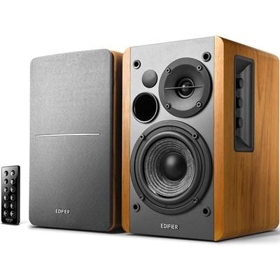 Edifier R1280db Powered Bluetooth Speakers Brown Wood Price In Pakistan