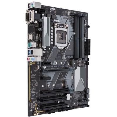 Asus PRIME H370-PLUS/CSM Intel LGA-1151 ATX Motherboard